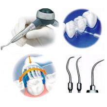 Профессиональная чистка зубов в Калининграде и укрепление эмали в стоматологии Ортодонт-ЛЮКС: